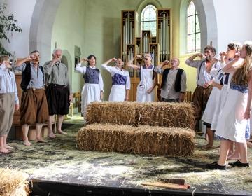 500 Jahre Kirche Hedingen